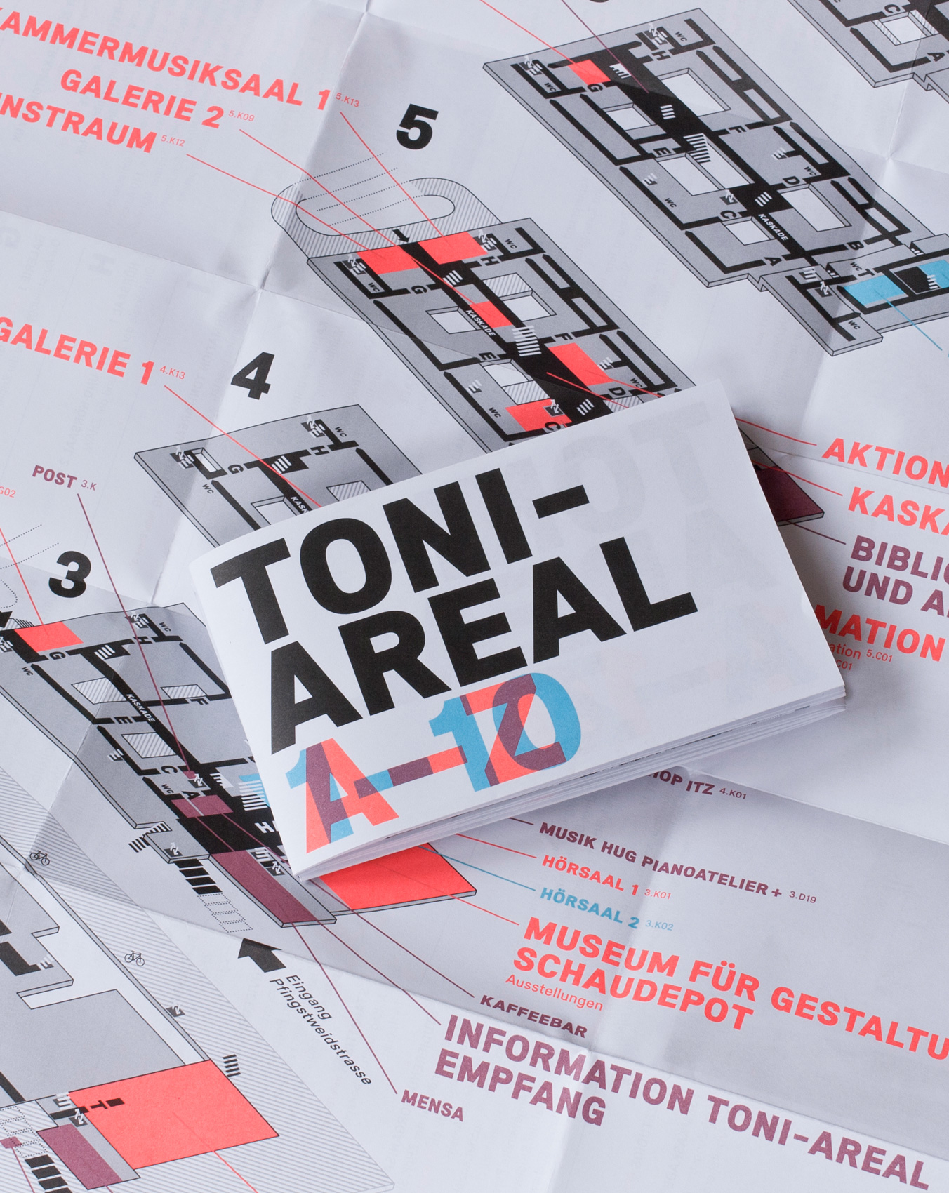 Toni-Areal A–Z